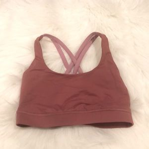 Lululemon athletic energy bra